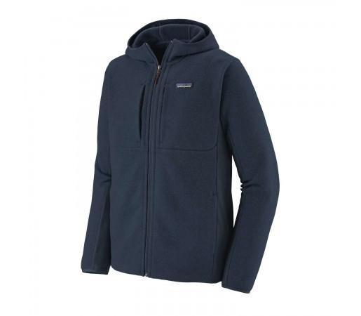Hanorac Drumetie Barbati Patagonia Lightweight Better Sweater Hoody New Navy (Bleumarin)