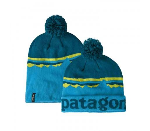 Caciula Patagonia LW Powder Town Beanie Joya Blue (Multicolor)