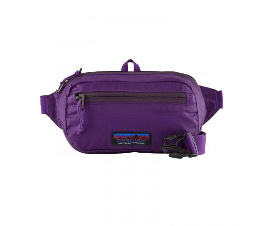 Borseta Patagonia Ultralight Black Hole Mini Hip Pack 1L Purple (Mov)