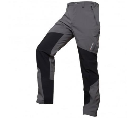 Pantaloni Hiking Montane Windjammer M Gri