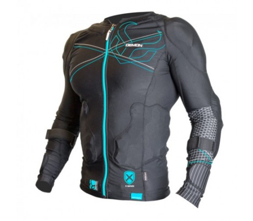Bluza de protectie Demon FlexForce X Top D3O V2 Women
