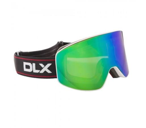 Ochelari Schi si Snowboard DLX Zion Alb