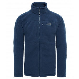 Polar Barbati The North Face 200 Shadow Full Zip Albastru