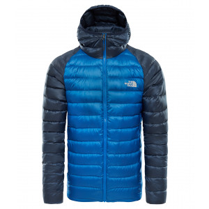 Geaca Barbati Hiking The North Face Trevail Hoodie Albastru