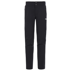 Pantaloni Softshell Drumetie Femei The North Face Quest Softshell Pants Tnf Black Regular (Negru)