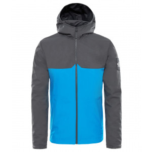 Geaca Barbati Hiking The North Face West Peak Softshell Albastru