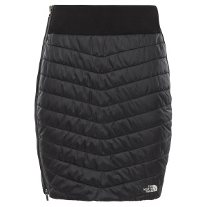 Fusta Drumetie Femei The North Face Inlux Insulated Skirt Tnf Black/Tnf Black Regular (Negru)