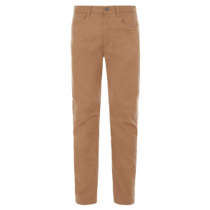 Pantaloni Barbati The North Face Slim Motion Pant Cargo Khaki (Maro)