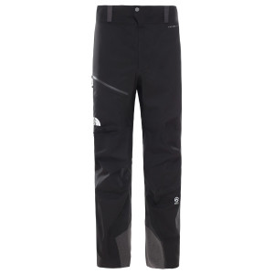 Pantaloni Drumetie Barbati The North Face Summit L5 Vapor Lt Tnf Black Regular (Negru)