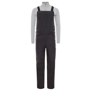 Pantaloni Ski Barbati The North Face Vapor Brigandine Bib Weathered Black Regular (Negru)