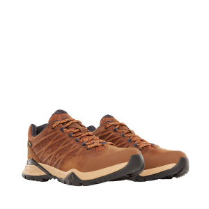Pantofi Drumetie Barbati The North Face Hedgehog Hike Ii Gtx Timber Tan/India Ink (Maro)