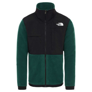Polar Drumetie Barbati The North Face Denali Jkt 2 - Eu Night Green (Verde)
