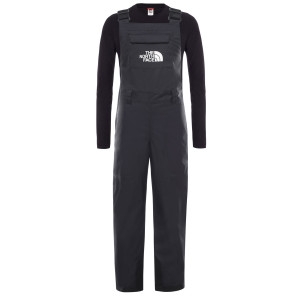 Pantaloni Ski Copii The North Face Youth Freedom Bib Tnf Black (Negru)