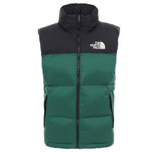 Vesta Puf Barbati The North Face 1996 Retro Nuptse Vest Night Green (Verde)