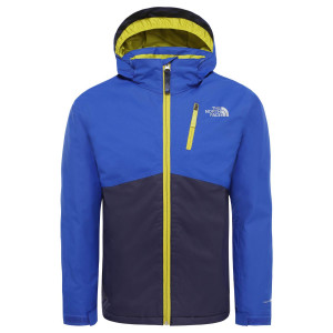 Geaca Ski Copii The North Face Youth Snowdrift Insulated Jkt Tnf Blue (Albastru)