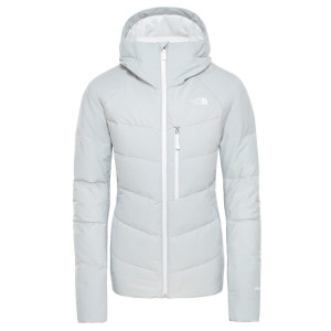 Geaca Puf Ski Femei The North Face Heavenly Down Jkt High Rise Grey (Gri)