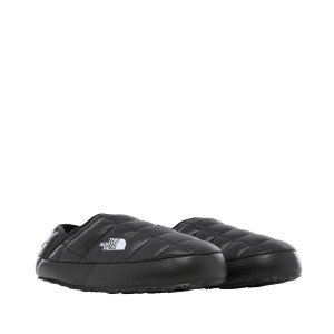 Papuci Femei The North Face Thermoball Traction Mule V Tnf Black/Tnf Black (Negru)