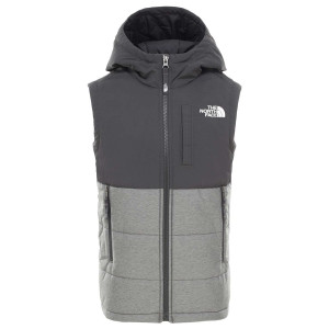 Vesta Copii The North Face Youth Balanced Rock Vest Tnf Med Grey Hr (Gri)