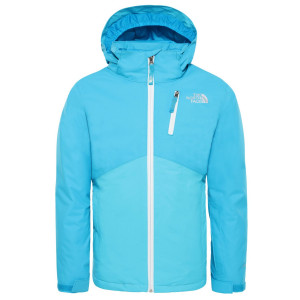 Geaca Ski Copii The North Face Youth Snowdrift Insulated Jkt Acoustic Blue (Bleu)