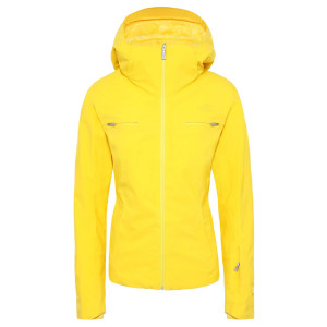 Geaca Ski Femei The North Face Anonym Jkt Vibrant Yellow (Galben)