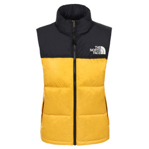 Vesta Puf Femei The North Face 1996 Retro Nuptse Vs Tnf Yellow (Galben)