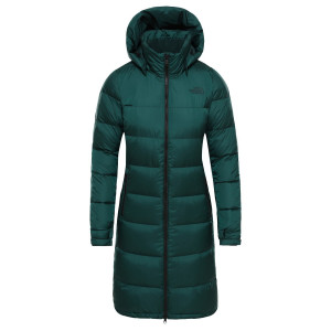 Geaca Femei The North Face Metropolis Parka 3 Ponderosa Green (Verde)