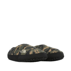 Papuci Femei The North Face Thermoball Tent Mule V Burnt Olive Green/Tnf Black (Camuflaj)