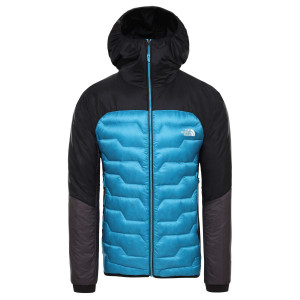 Geaca Puf Drumetie Barbati The North Face Impendor Hybrid Down Acoustic Blue/T (Bleu)