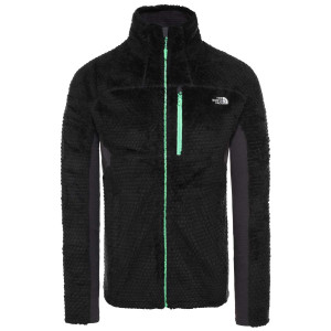 Polar Drumetie Barbati The North Face Impendor Highloft Tnf Black/Green (Negru)