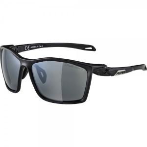 Ochelari De Soare Unisex Alpina Twist Five Black Matt CM+ Negru