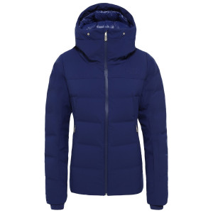 Geaca Puf Ski Femei The North Face Cirque Down Jkt Flag Blue (Bleumarin)