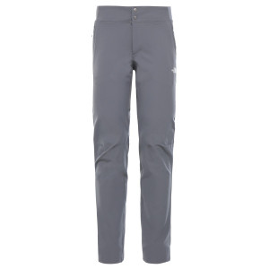 Pantaloni Softshell Drumetie Femei The North Face Quest Softshell Pants Vanadis Grey Regular (Gri)