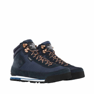 Ghete Femei The North Face Back-2-Berkeley Boot 2 Urban Navy/Moroccan Blue (Bleumarin)