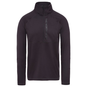 Bluza First Layer Drumetie Barbati The North Face Impendor First Lay Weathered Black (Negru)