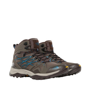 Ghete Drumetie Barbati The North Face Hedgehog Fastpack Mid Gtx (Eu) Shroom Brown/Demitasse Brown (Maro)