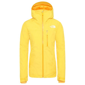Geaca Ski Femei The North Face Descendit Jkt Vibrant Yellow (Galben)