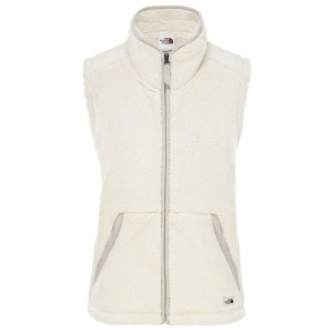 Vesta Femei The North Face Campshire Vest 2.0 Vintage White/Dove Grey (Alb)