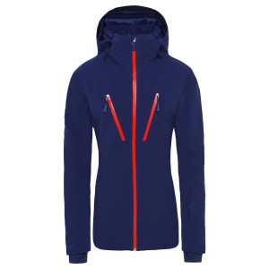Geaca Ski Femei The North Face Apex Flex Jkt Flag Blue (Bleumarin)