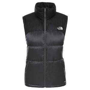 Vesta Puf Drumetie Femei The North Face Nevero Down Vest Vanadis Grey (Gri)
