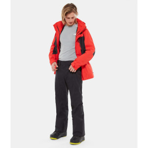 Pantaloni Ski Barbati The North Face Chavanne Pants Black Regular (Negru)