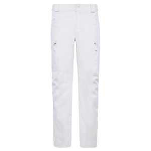 Pantaloni Ski Femei The North Face Lenado Pant Tnf White Regular (Alb)