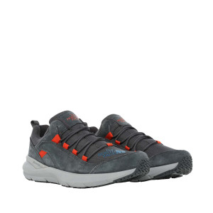 Pantofi Sport Barbati The North Face Mountain Sneaker 2 Dark Shadow Grey/Griffn Grey (Gri)