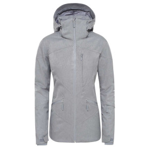 Geaca Ski Femei The North Face Lenado Jkt Midgrey Heather (Gri)