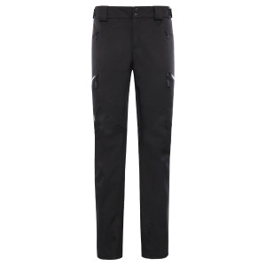 Pantaloni Ski Femei The North Face Lenado Pant Tnf Black Regular (Negru)