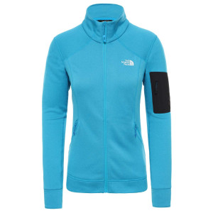 Polar Drumetie Femei The North Face Impendor Power Dry Acoustic Blue L (Bleu)