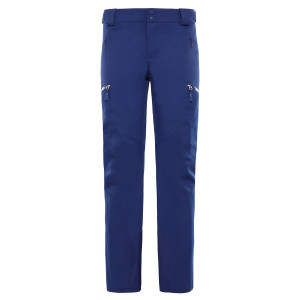 Pantaloni Ski Femei The North Face Lenado Pant Flag Blue Regular (Bleumarin)