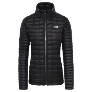 Geaca Drumetie Femei The North Face Thermoball Full Zip Tnf Black (Negru)