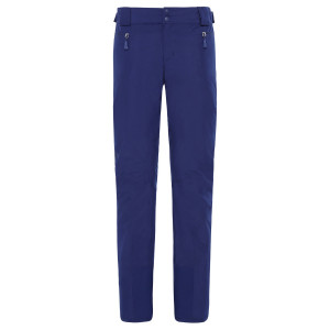 Pantaloni Ski Femei The North Face Presena Pant Flag Blue Regular (Bleumarin)