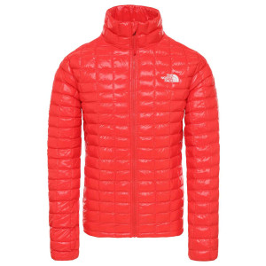 Geaca Drumetie Barbati The North Face Thermoball Eco Jkt Fiery Red (Rosu)