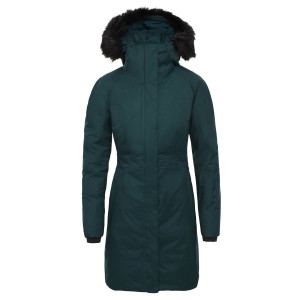 Geaca Femei The North Face Arctic Parka Ii Ponderosa Green (Verde)